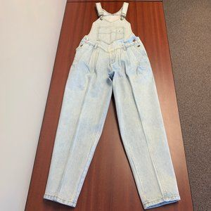 Vintage Guess Overalls 100% Cotton NWOT